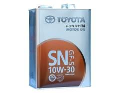 Toyota. Вязкость 10W-30, гидрокрекинговое