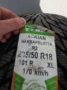 Nokian Hakkapeliitta R2. Всесезонные, без износа, 1 шт