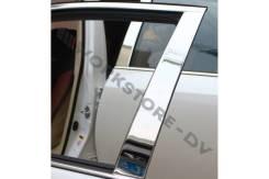 Накладка на стойку. Toyota Camry, ASV50, AVV50, ASV51, GSV50