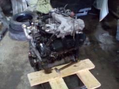 Двигатель. Mitsubishi Pajero, V73W Двигатель 6G72