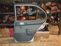 Дверь боковая. Toyota Corsa, EL51