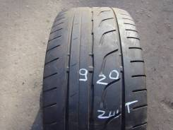 Bridgestone Potenza RE001 Adrenalin. Летние, износ: 20%, 2 шт