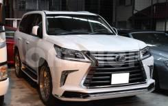 Обвес кузова аэродинамический. Lexus LX450d, URJ200 Lexus LX570, SUV, URJ201, URJ201W, URJ200. Под заказ