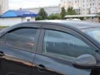 Ветровик на дверь. Chevrolet Aveo