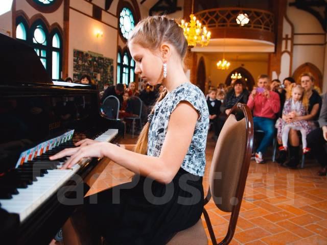Вокал и Фортепиано! Лучшее для вас!