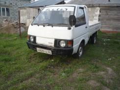 Nissan Vanette. Продаю грузовик ниссан-ванет, 1 500 куб. см., 1 000 кг.