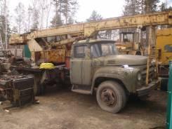 ЗИЛ 130. Автокран , 2 000 куб. см., 1 000 кг.