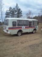 ПАЗ 3206. 4WD, 4 700 куб. см.