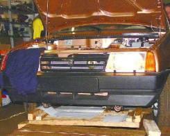 Бампер ВАЗ 2108,2109,21099