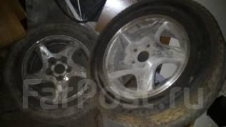 Продам диски с резиной. x15 5x114.30