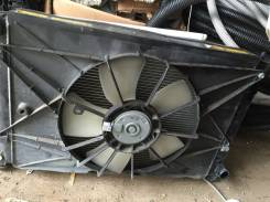 Радиатор охлаждения двигателя. Toyota Wish, ZNE10, ZNE10G, ZNE14, ZNE14G Двигатель 1ZZFE