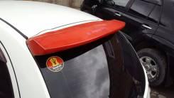 Обвес кузова аэродинамический. Nissan March, K12