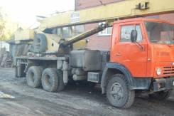 Галичанин КС-4572А. Автокран, 3 500 куб. см., 20 000 кг., 21 м.
