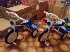 Велосипеды трехколесные. Под заказ
