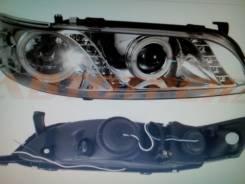 Фара. Toyota Mark II, SX90, LX90, GX90, LX90Y, JZX90E, JZX90, JZX91, JZX93, JZX91E Двигатели: 4SFE, 1GFE, 1JZGE, 2LTE, 1JZGTE, 2JZGE. Под заказ