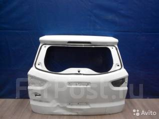 Дверь багажника. Ford EcoSport
