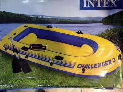 Intex Challenger. длина 2,95м.