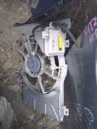 Вентилятор охлаждения радиатора. Toyota Vitz, KSP90