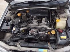 Двигатель в сборе. Subaru Forester, SF5 Subaru Impreza WRX STI, GC8 Двигатель EJ20G