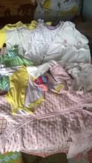 На весну. Одежда для девочки 6-12 месяцев. Рост: 68-74 см