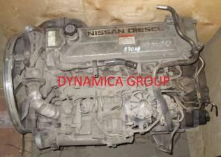 Двигатель в сборе. Hino Ranger Hino FC Nissan Diesel