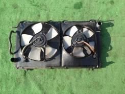 Радиатор охлаждения двигателя. Subaru Legacy, BG5, BF5, BC5, BD5 Двигатели: EJ20G, EJ20H