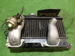 Интеркулер. Subaru Legacy, BE5, BH5 Двигатель EJ206