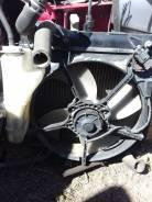 Радиатор охлаждения двигателя. Honda Fit, DBA-GD2, DBA-GD1, GD2, GD1, DBAGD1, DBAGD2 Двигатель L13A