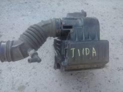 Корпус воздушного фильтра. Nissan Tiida, C11