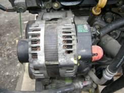 Генератор. Nissan Juke Nissan Tiida Latio Nissan Note, E11 Nissan Wingroad Двигатель HR15DE