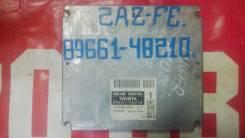 Компьютер (ЭБУ) двигателя Toyota 2AZ-FE 89661-48210 AZE141