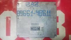 Компьютер (ЭБУ) двигателя Toyota 2AZ-FE 89661-48611 AZE141