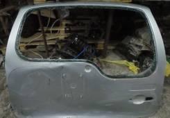 Дверь багажника. Chevrolet Niva Лада 2121 4x4 Нива
