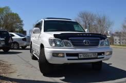 Toyota Land Cruiser Cygnus. автомат, 4wd, 4.7 (235 л.с.), бензин, 150 000 тыс. км