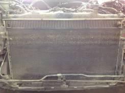 Радиатор охлаждения двигателя. Honda CR-V