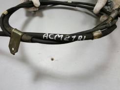 Тросик ручного тормоза. Toyota Ipsum, ACM21, ACM21W Двигатель 2AZFE