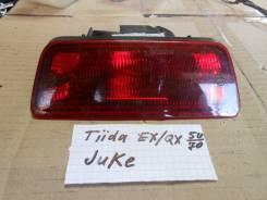 Стоп-сигнал. Nissan Tiida, C11