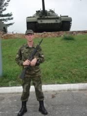 Военнослужащий по контракту. Высшее образование по специальности, опыт работы 6 лет