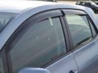 Ветровик на дверь. Toyota Auris