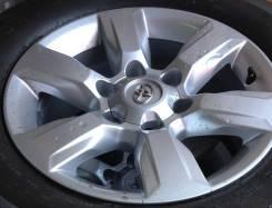 "4260B-60290 4260B-0G010 Колпаки дисков Toyota Land Cruiser Prado 150. Диаметр 17"""", 1шт"