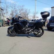Kawasaki 1400GTR. 1 400 куб. см., исправен, птс, без пробега