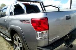 Лючок топливного бака. Toyota Tundra, USK56 Двигатель 3URFE