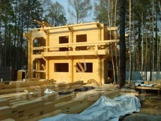 Плотник-столяр. Строительство домов, бань из клееного бруса, оцилиндрованного бревна. Хабаровск
