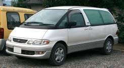 Toyota Estima Lucida. TCR20, 2TZFE