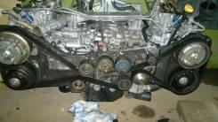 ДВС Двигатель EJ25 EJ254 BH5 9