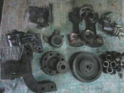 Двигатель в сборе. Mitsubishi Mirage, CB2A, CB1A, C62A Двигатели: 4G13, 4G15