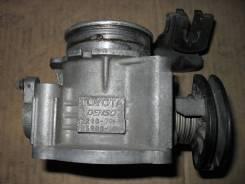 Заслонка дроссельная. Toyota Cresta, GX100 Двигатель 1GFE