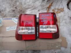 Стоп-сигнал. Mitsubishi Pajero iO Mitsubishi Pajero Pinin