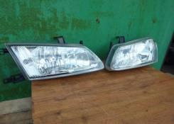 Фара. Nissan Bluebird Sylphy, QNG10, QG10, TG10, FG10