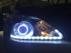 Светодиодная подсветка фар с функцией бегающего поворотника